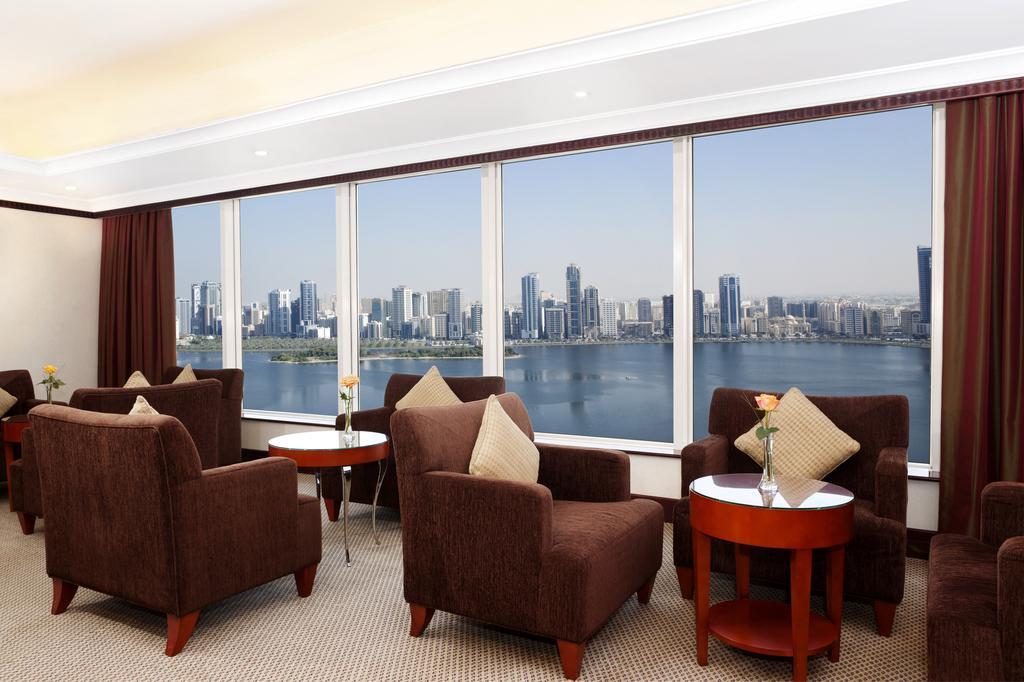 Гарячі тури в готель Hilton Sharjah Hotel Шарджа