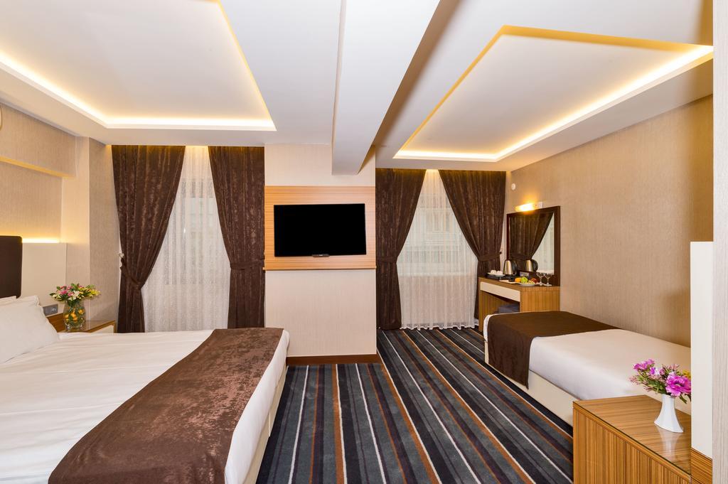 Горящие туры в отель Bergama Hotel Стамбул Турция