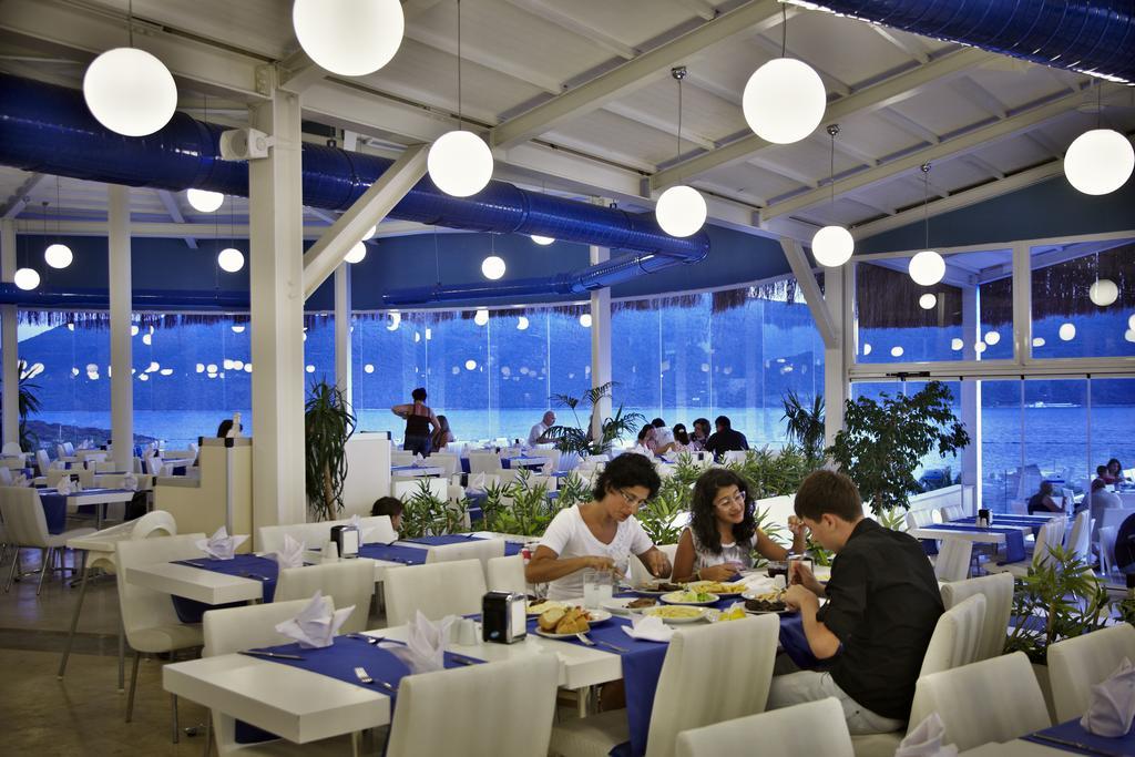 Фото готелю Bodrum Holiday Resort & Spa