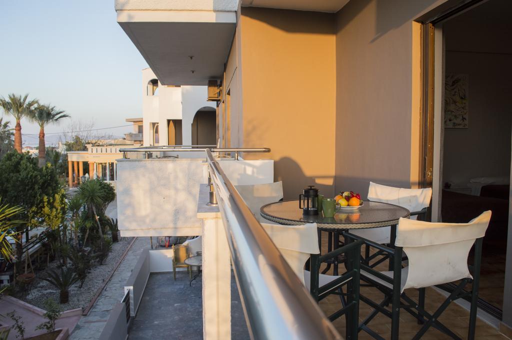 Отзывы об отеле Nireas Hotel