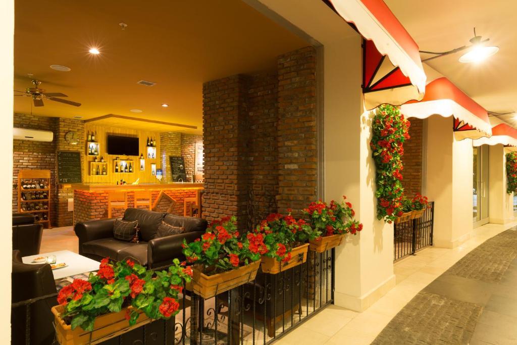 Kefaluka Resort Туреччина ціни