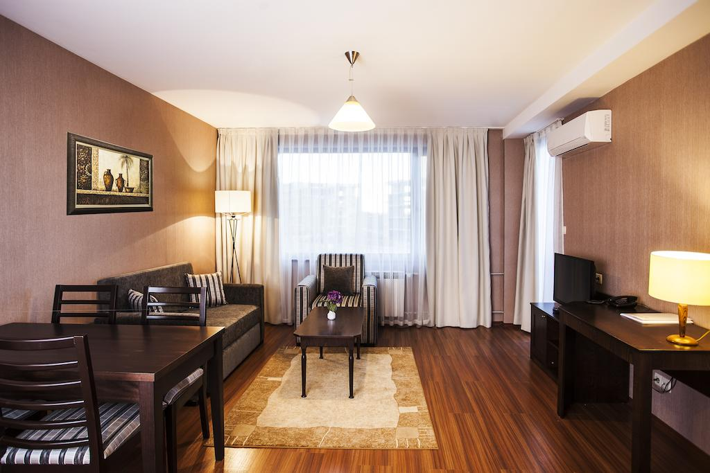 Regnum Apart Hotel, номера