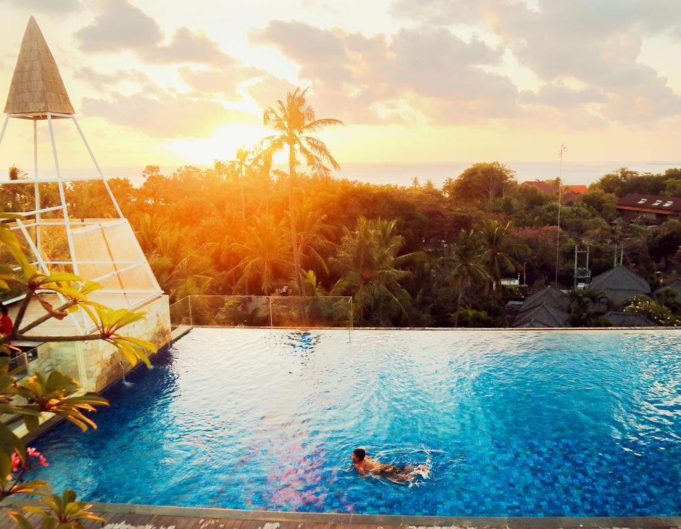 Отзывы гостей отеля Fox Harris Jimbaran Beach (ex. Pramapada)