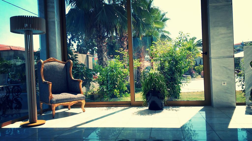 Відпочинок в готелі Hanioti Melathron