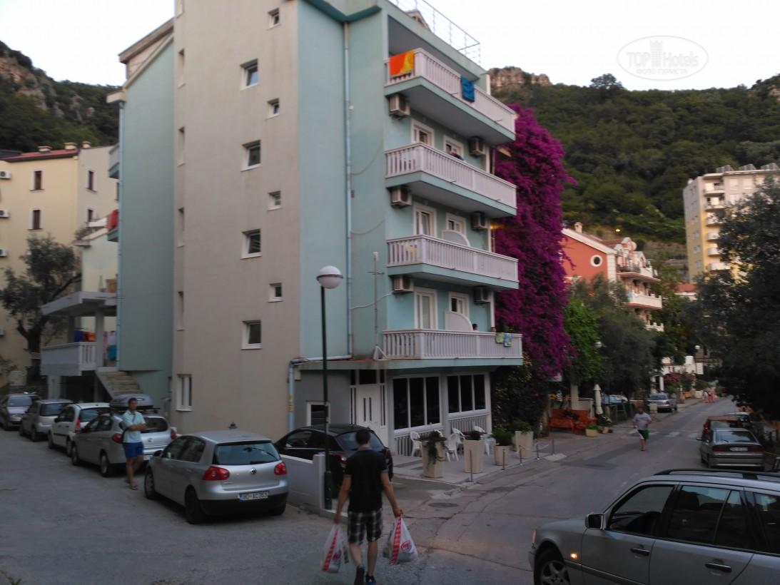 Горящие туры в отель Blue (Ex.Plavi Biser) Рафаиловичи