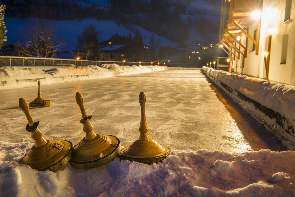 Відпочинок в готелі Das Gastein Зальцбургерленд Австрія