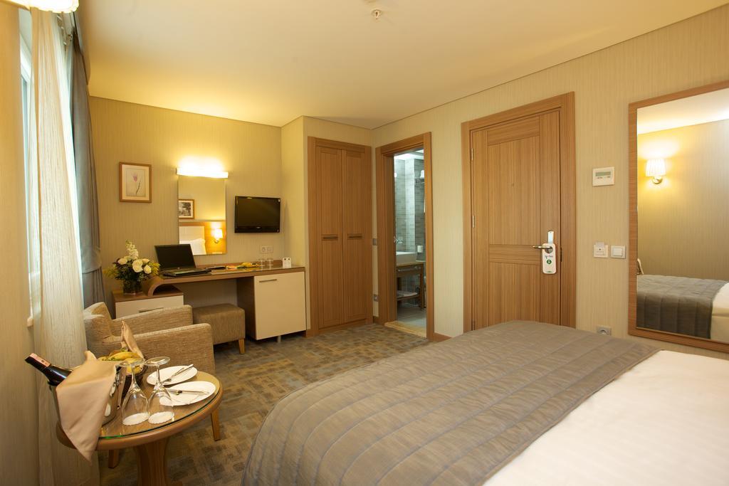Цены в отеле Hotel Istanbul Trend
