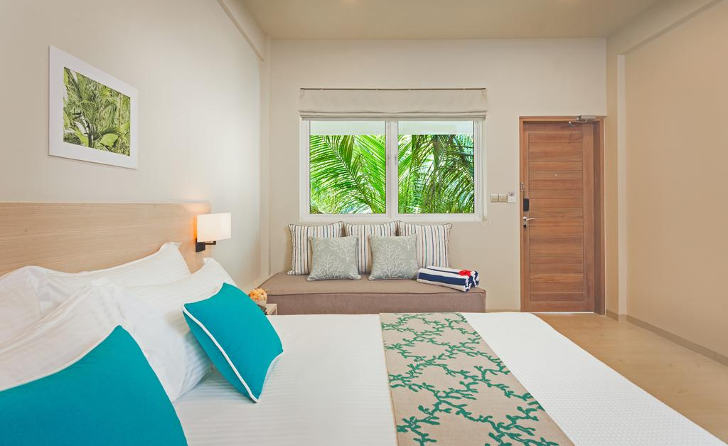 Туры в отель Malahini Kuda Bandos Северный Мале Атолл Мальдивы