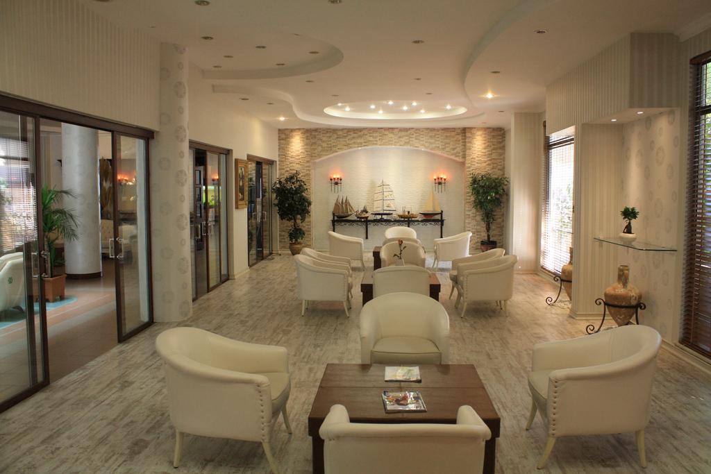 Отдых в отеле Romance Beach Hotel Мармарис Турция