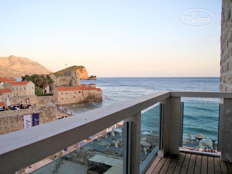 Горящие туры в отель Avala Grand Luxury Suites Будва Черногория