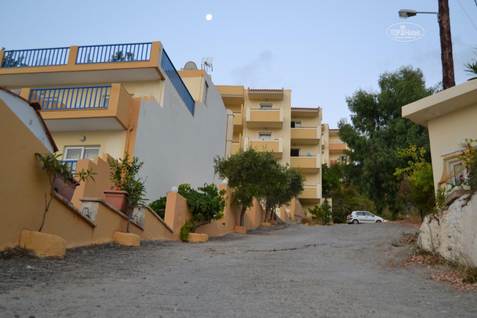 Тури в готель Sofia Mythos Beach Ретімно