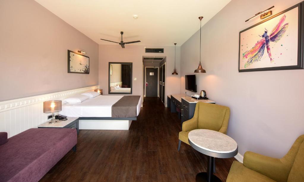 Відгуки про готелі Jiva Beach Resort