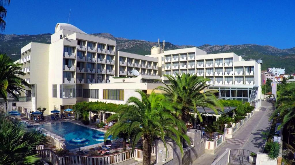 Черногория Mediteran Becici Hotel