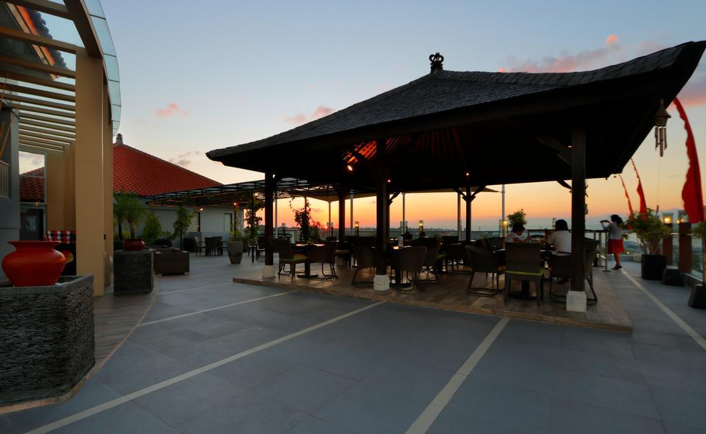 Отдых в отеле Park Hotel Nusa Dua