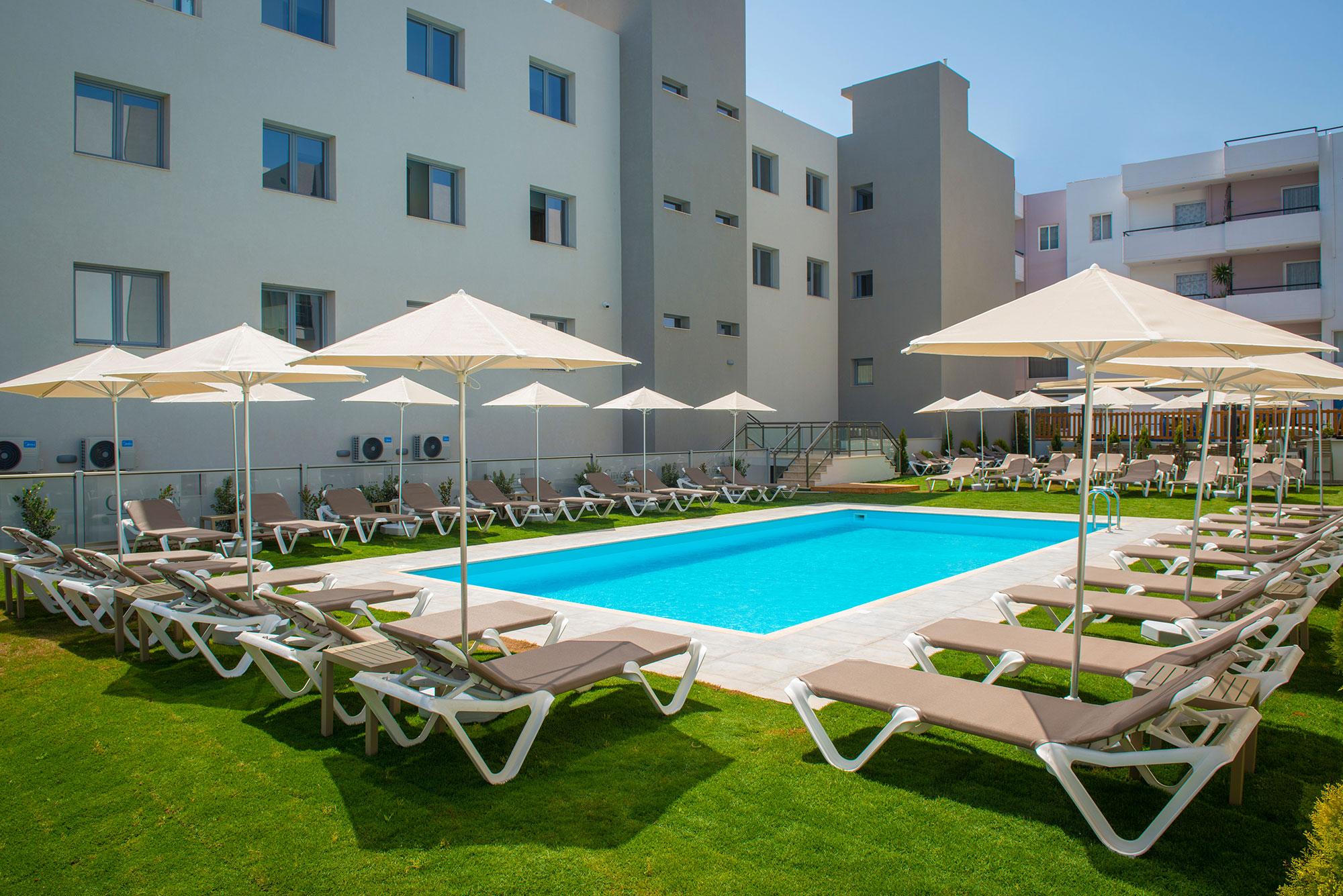 Тури в готель City Green Hotel Іракліон
