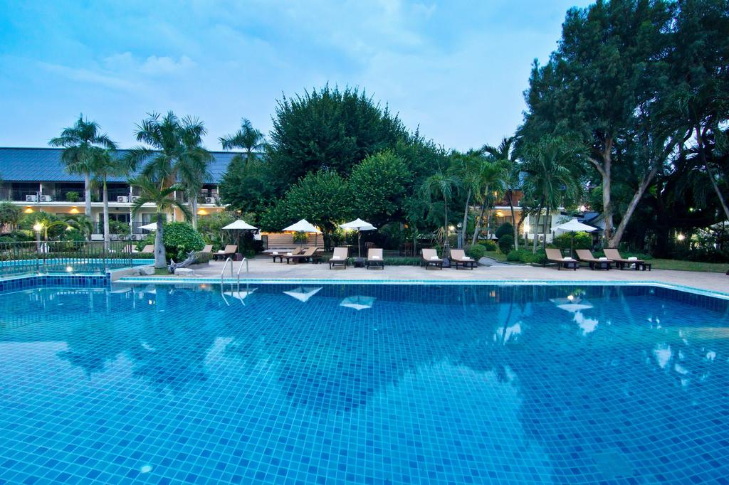 Горящие туры в отель Sunshine Garden Resort Паттайя Таиланд