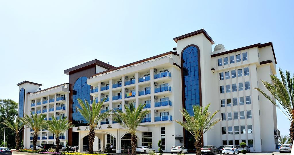 Відпочинок в готелі Annabella Diamond Hotel & Spa