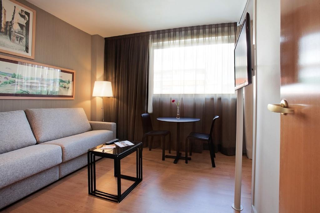 Aparthotel Atenea, Барселона цены