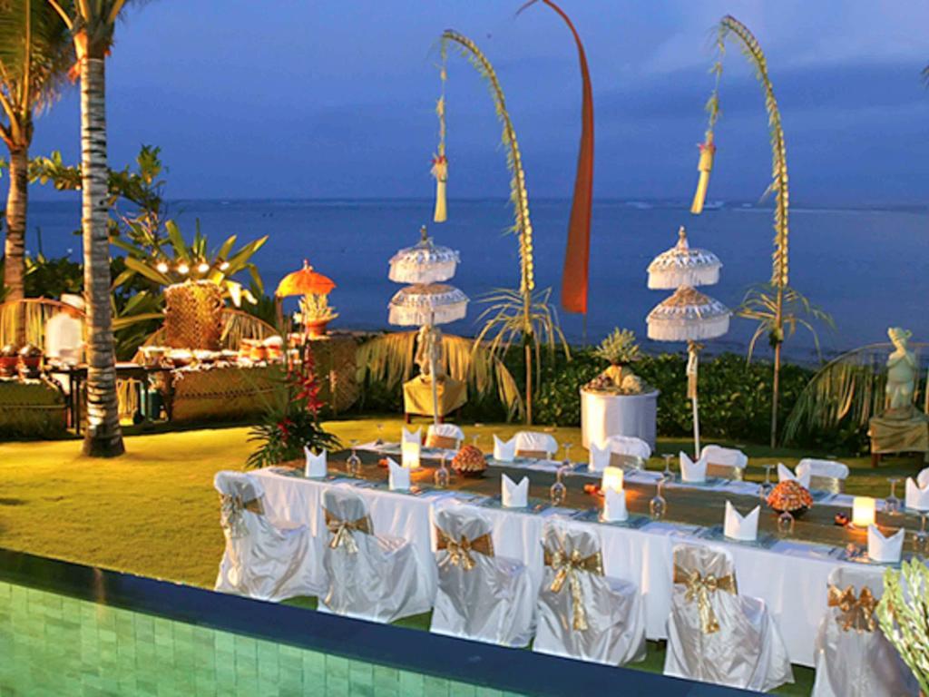 Отдых в отеле Novotel Benoa Танжунг-Беноа