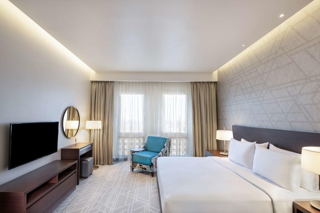 Hyatt Place Dubai Wasl District., фото