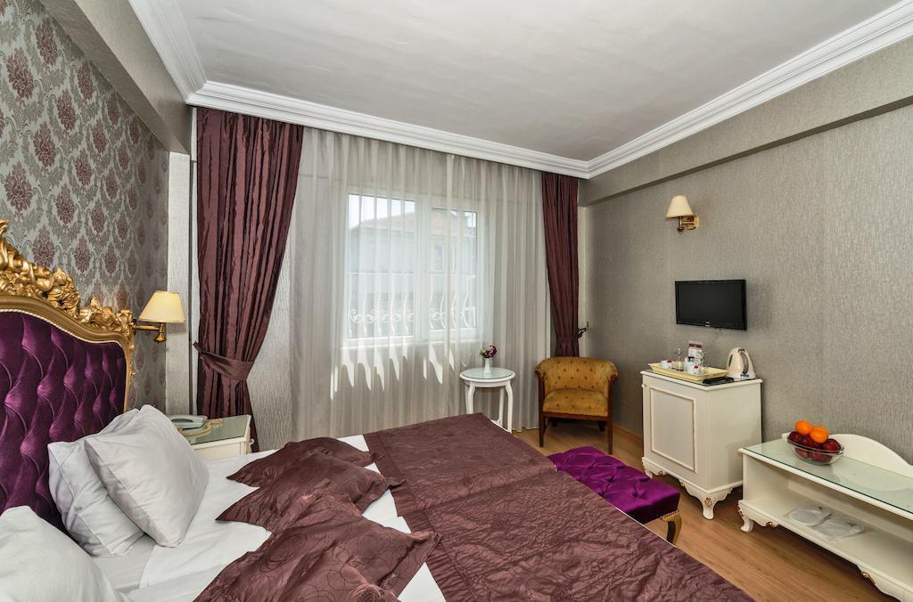 Отель, Стамбул, Турция, Santa Sophia Hotel