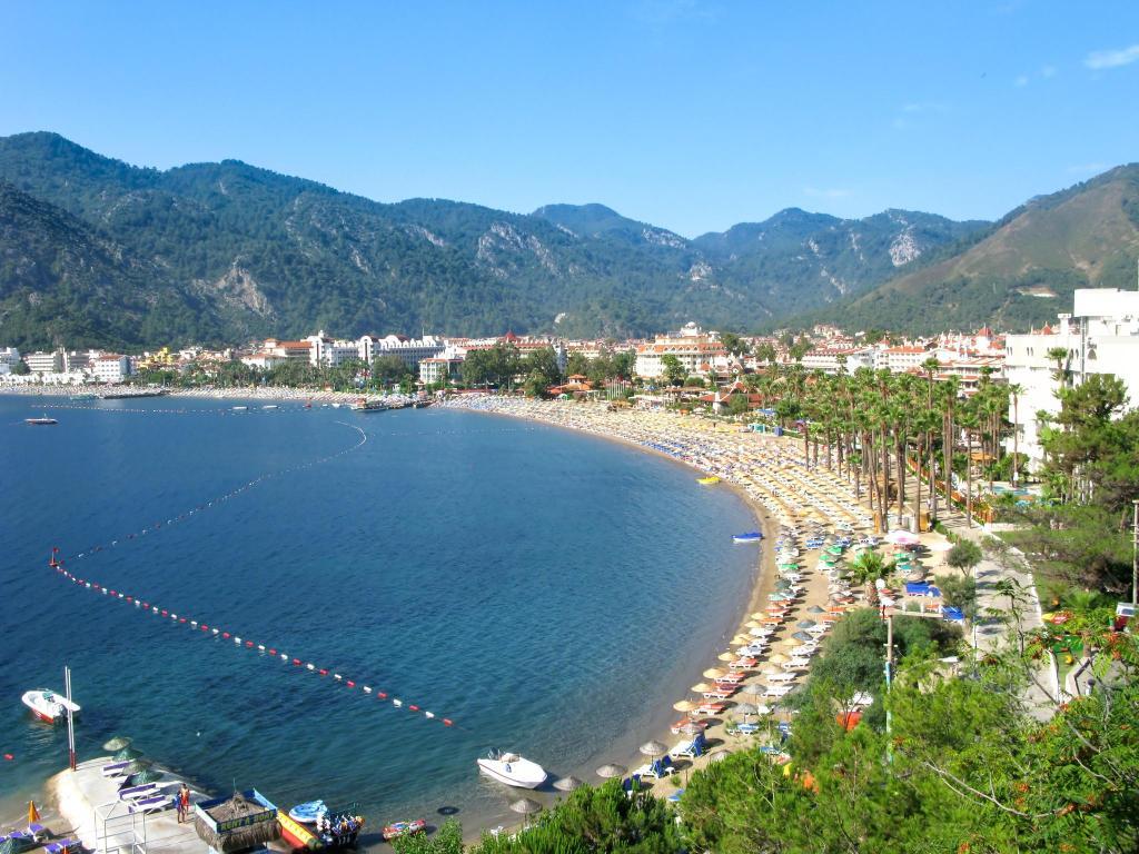 Тури в готель Orka Lotus Beach (ex. Sentido Orka Lotus Beach Hotel) Мармарис Туреччина
