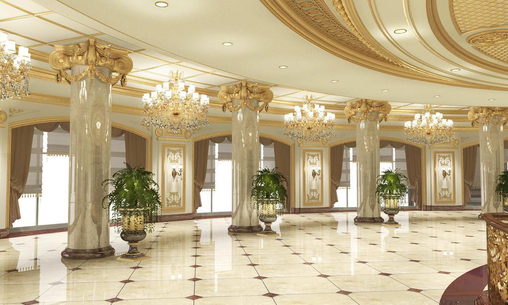 Emerald Palace Kempinski Dubai, Дубай Пальма