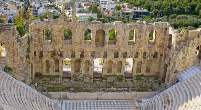 Acropolis Hill Hotel, Греция, Афины