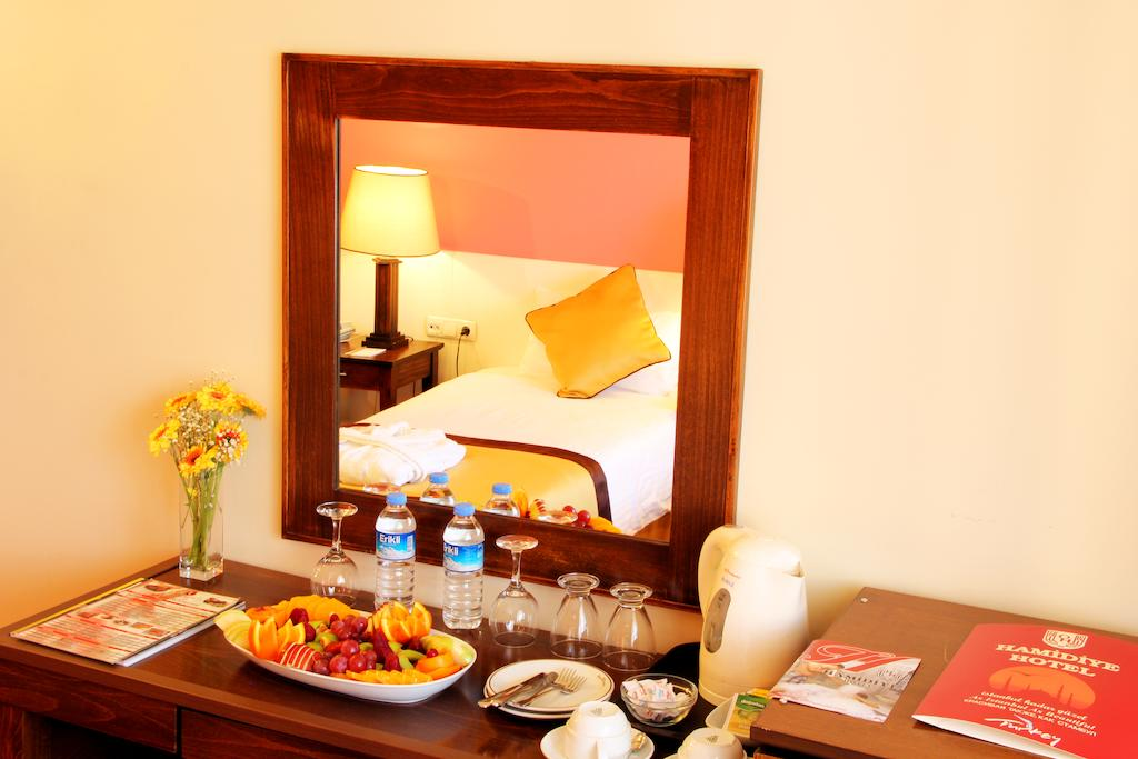 Туры в отель Hamidiye Hotel Стамбул Турция