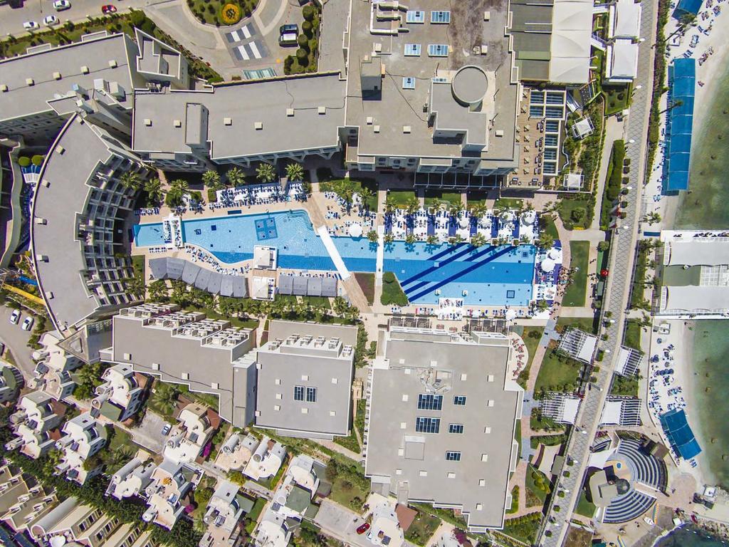 La Blanche Resort & Spa, Бодрум, фотографії турів