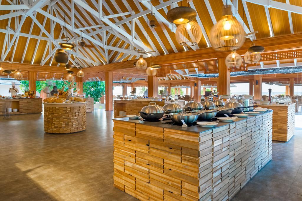 Раа Атол, Kudafushi Resort & Spa, 5