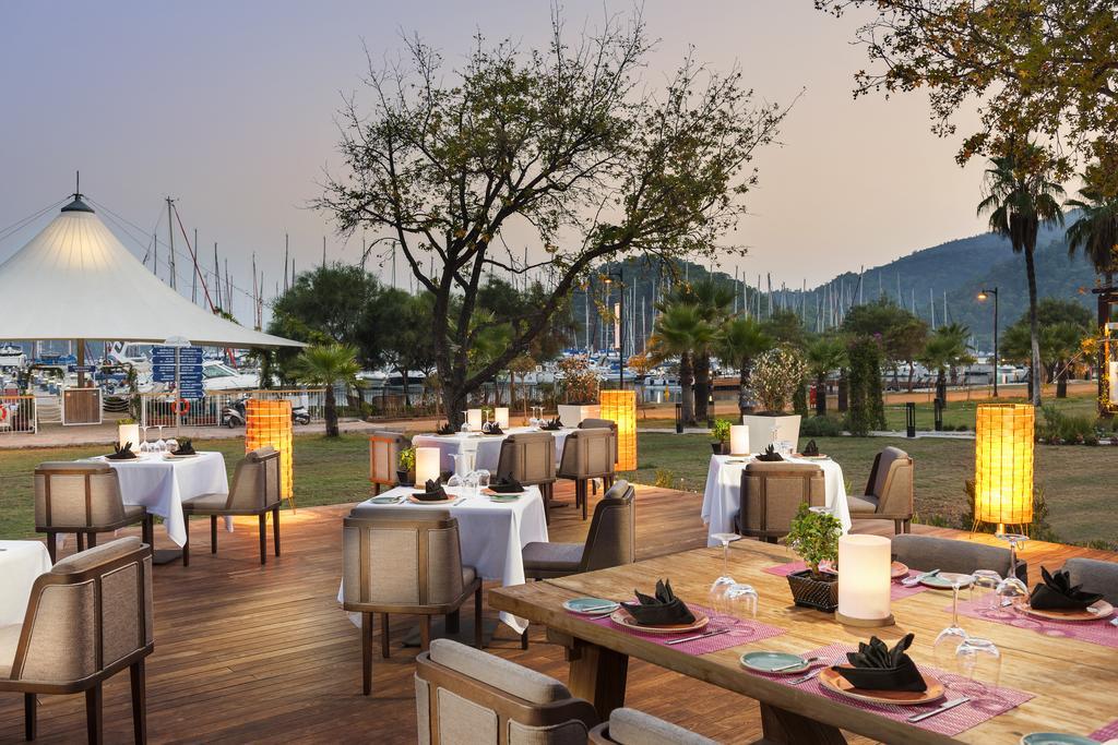 Відпочинок в готелі Rixos Premium Gocek Фетхіє Туреччина