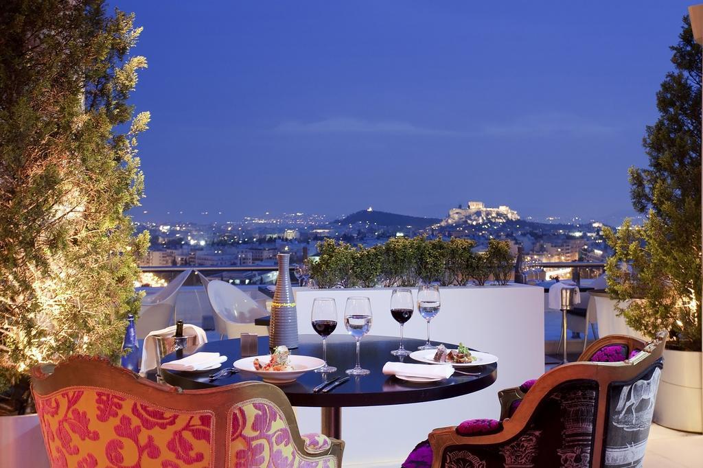 Hilton Athens, фотографии