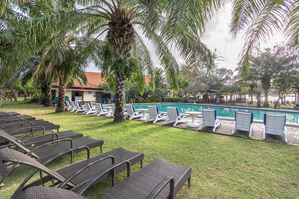 Отзывы об отеле Inna Bali Beach Garden