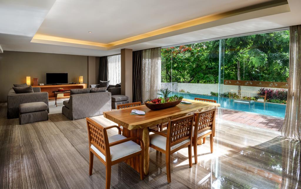 Отдых в отеле Anantara Uluwatu