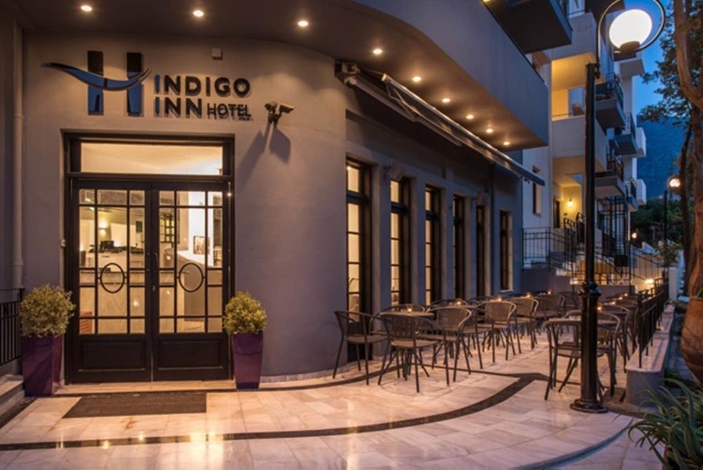 Відпочинок в готелі Indigo Inn Hersonissos Іракліон Греція