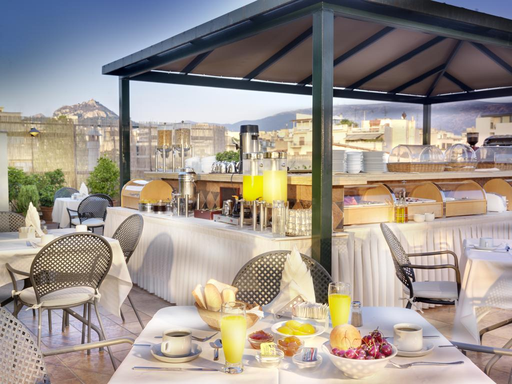 Горящие туры в отель Jason Inn Афины Греция