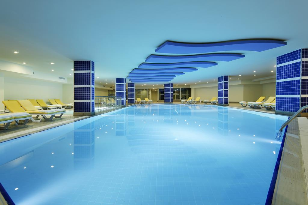 Гарячі тури в готель Senza The Inn Resort & Spa (ex. Zen The Inn Resort & Spa) Аланья