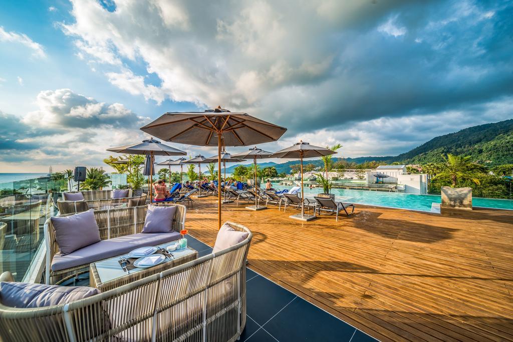 Отель, Таиланд, Пхукет, Surf Hotel Patong (Hotel Clover Patong)