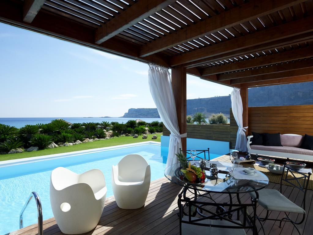 Відпочинок в готелі Aquagrand of Lindos Exclusive Deluxe Resort Родос (Середземне узбережжя)