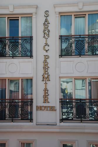 Отдых в отеле Sarnic Premier Hotel Стамбул Турция