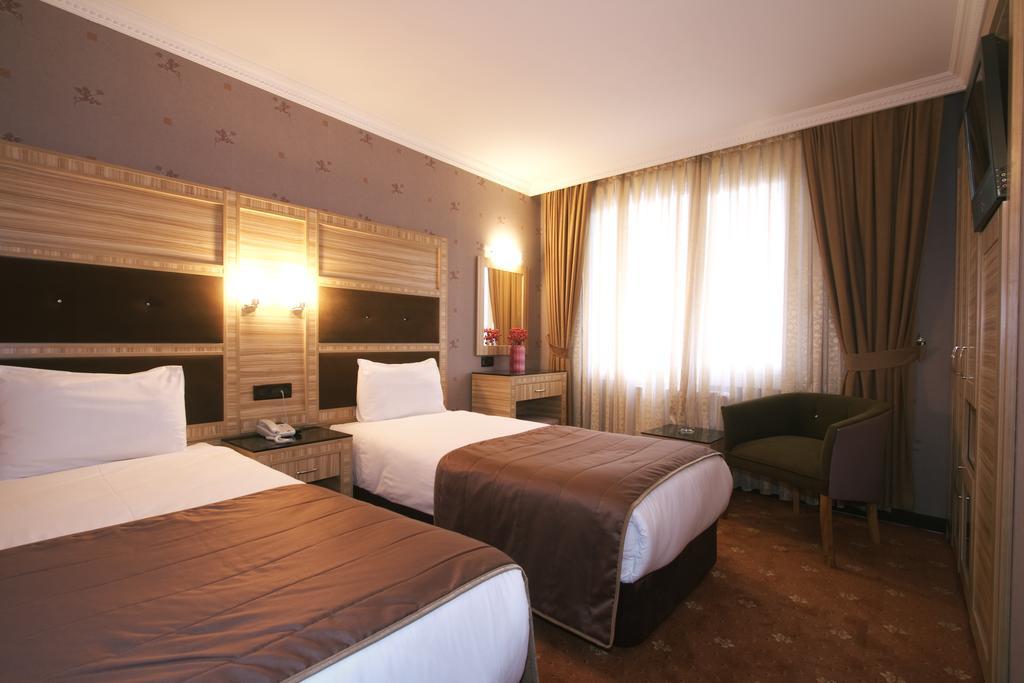 Стамбул, Sed Hotel, 3