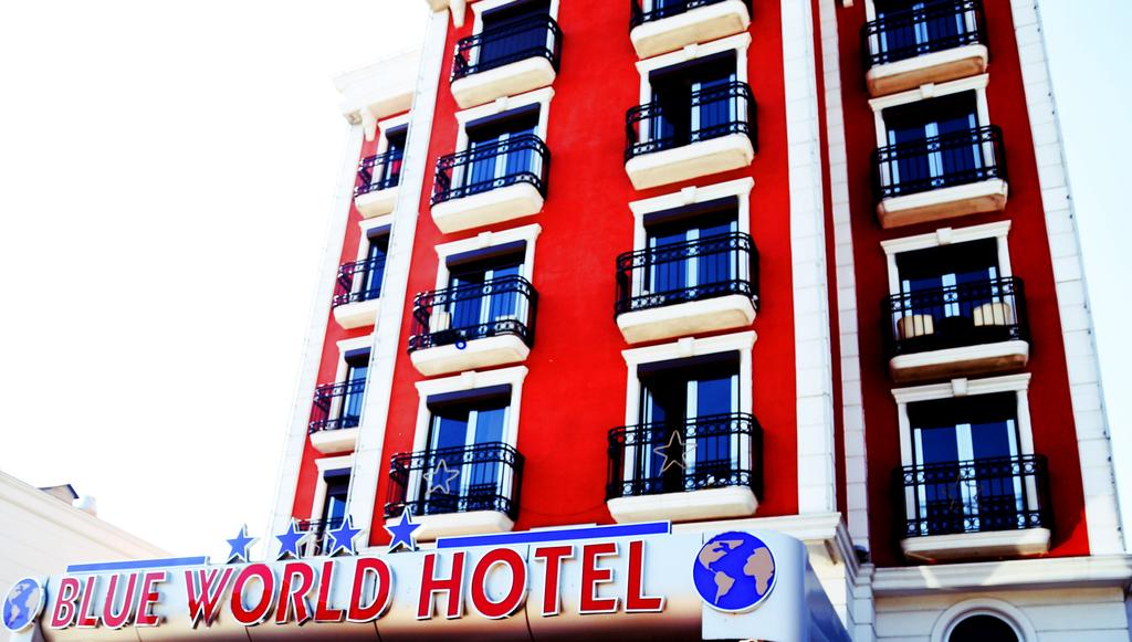 Blue World Hotel (Marmara Sea) фото и отзывы