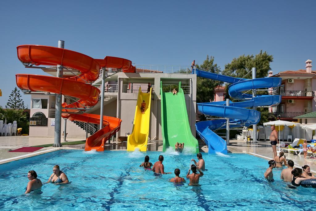 Hedef Beach Hotel, Аланья, Турция, фотографии туров