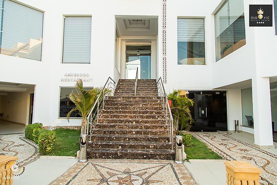 Відгуки гостей готелю Old Vic Sharm