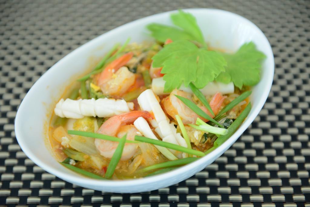 Wongamat Privacy Residence, питание