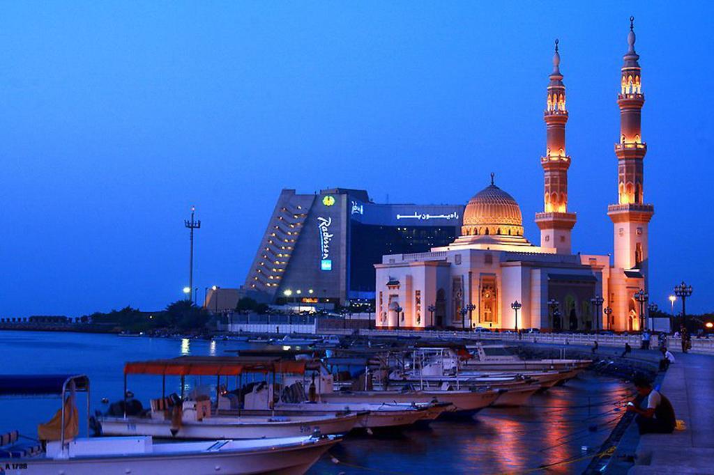 Radisson Blu Resort Sharjah, фотографії