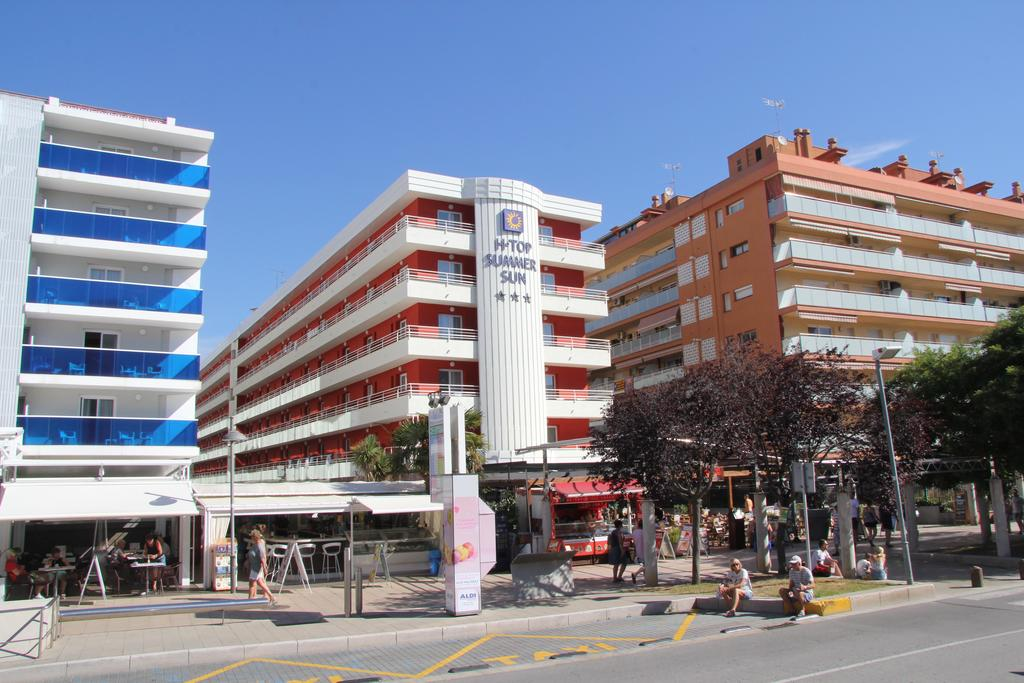 H Top Summer Sun, Коста-де-Барселона-Маресме, Испания, фотографии туров