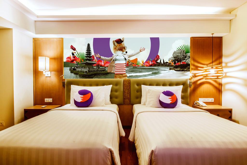 Туры в отель Fox Harris Jimbaran Beach (ex. Pramapada) Джимбаран Индонезия