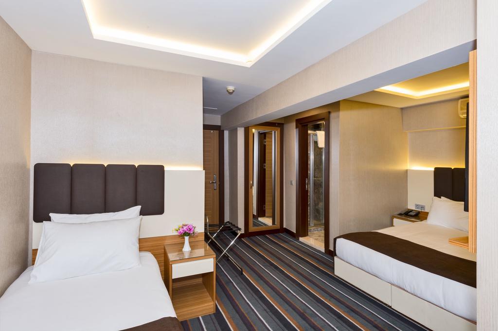 Горящие туры в отель Bergama Hotel Стамбул